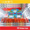 Tunnel Boring Machine Overhead Crane