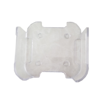 Clear  PC plastic part product