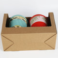 Drinking Cup Corrugated Pdq Display Packing Paper Box