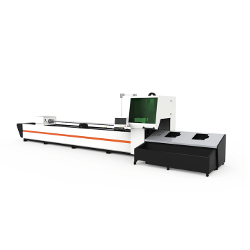 Pipe/Tube 6m Metal IPG Fiber Laser Cutting Machine