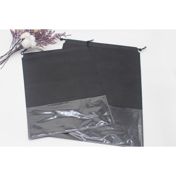 Horizontal Non-woven fabric bundle pocket