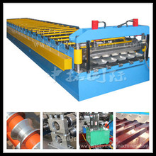 galvanized sheet roofing roll forming machinery