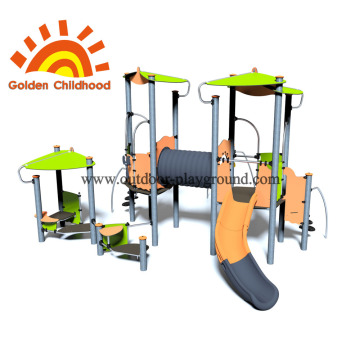 Children Outdoor Playground Equipment For Amusement park