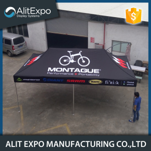 Outdoor folding promotional canopy tent gazebo