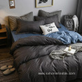 printed duvet set and flat set