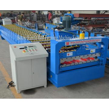 Wall Roofing Panel Cold Roll Forming Machine