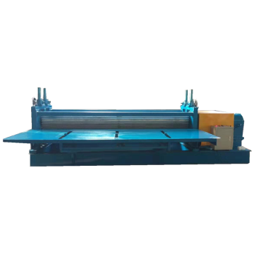 Novel designed panel steel corrugated roll forming machine