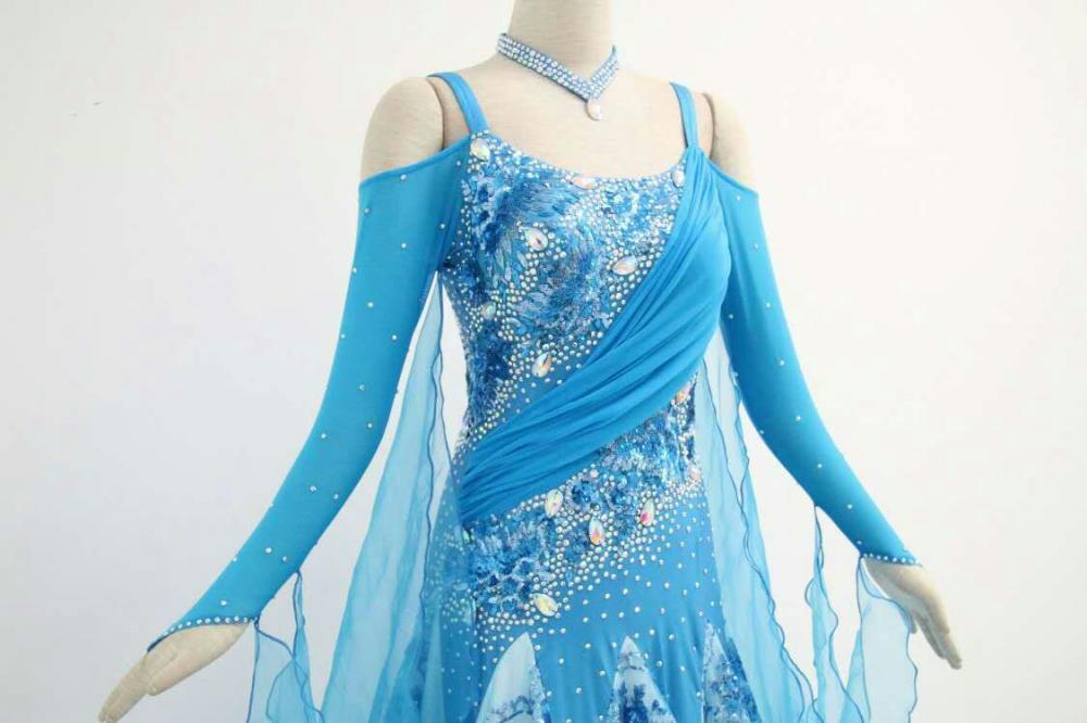 Ballroom Attire For Girls