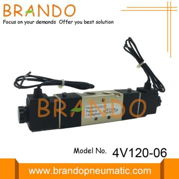 2.5W 4V120 Pneumatic Air Solenoid Valve IP 65