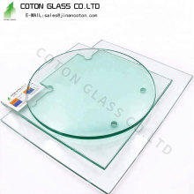 Tempered Glass Table Top Cover