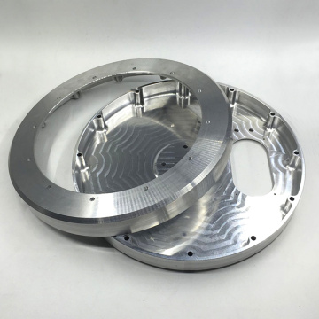 CNC Milling and Turning Aluminum Parts