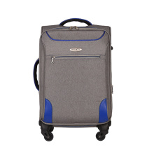 fabric trolley bags travel case for men