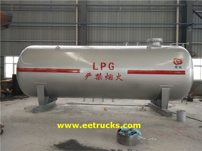 Horizontal LPG Domestic Tanks