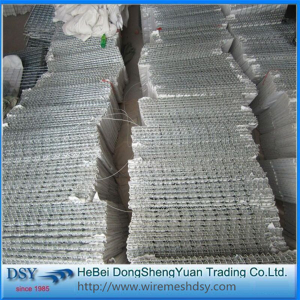 Galvanized Hesco Security Wall from Anping