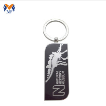 Good Quality for Custom Metal Keychains Custom dog tag keychain charms supply to Guam Suppliers