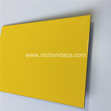 MC Best Nano Unbroken Aluminium Composite Panel