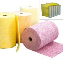 Fiberglass Media for Ventilation Bag Filtes