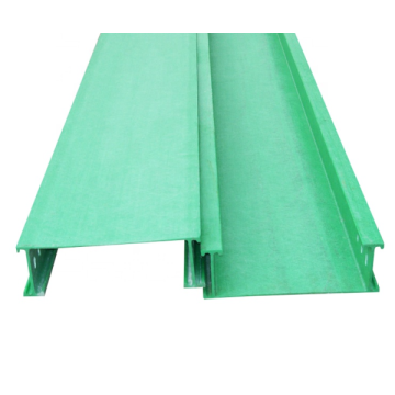 Durable FRP Fiberglass Channel-Type Cable Tray and Trunking