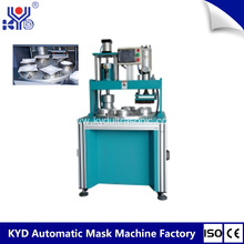 Cup Mask Welding And Cutting Making Machine