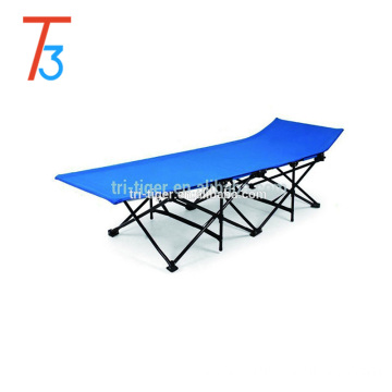 Portable army folding bed outdoor camping bed
