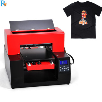 Direct Printing to T Shirt Printer