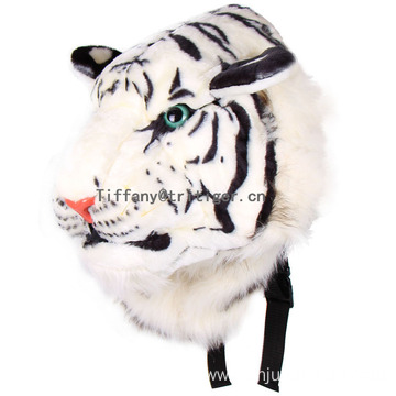 2016 new Cool Luxury Tiger lion Head style Bag Patented design tiger animal Backpack for kids adults