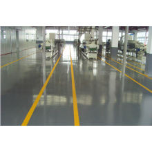 Factory solvent-free epoxy self-leveling varnish
