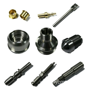 Eccentric Precision Shaft multi-shaft Machining