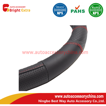 Steering Wheel Covers Leather