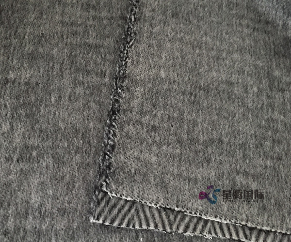 Hot Selling Double-sided Colored Woolen Fabric
