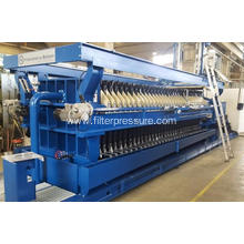 Mud Sludge Chamber Membrane Filter Press