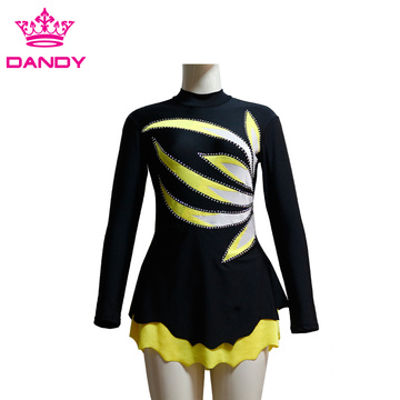 Wholesale Females Competition Skirted Leotard