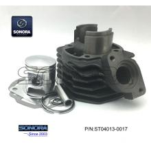 PEUGEOT Speedfight 1 & 2 AC 50cc 40MM  (1996-2010) Cylinder Kit (P/N:ST04013-0017) Top Quality