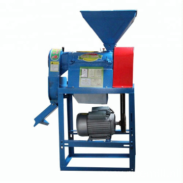 Single rice mill rice whitening machine