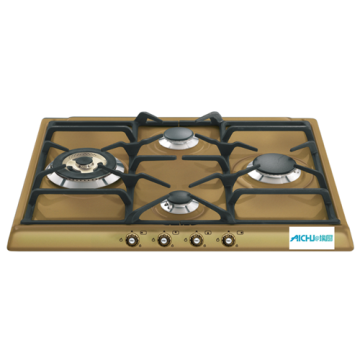 Stainless Kitchen Cooktops 4 Burner