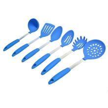 Non-toxic Silicone Stainless Steel Kitchenware Utensils