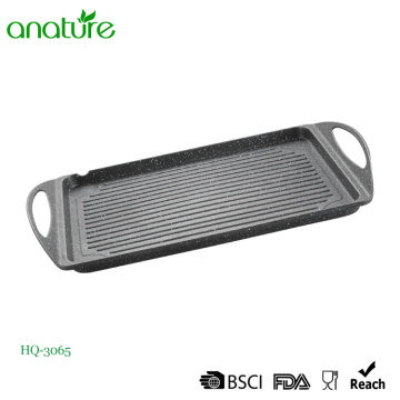Master Grade Die Cast Kitchen Utensil Grill Pan