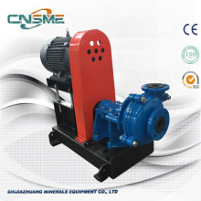 Rubber Lined Heavy Slurry Pumps