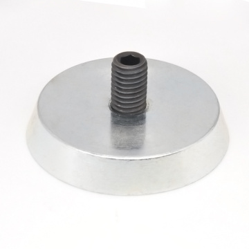Insert fixing magnet for Precast Concrete Formwork