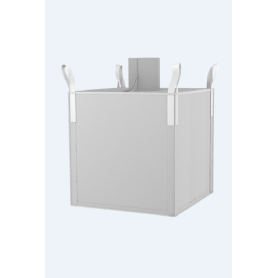 Fill Spout U-Panel Jumbo Bag