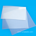 Transparent 100% Virgin Material Plastic PTFE Sheet
