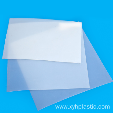 Self-lubricating Clear Thin PTFE Sheet