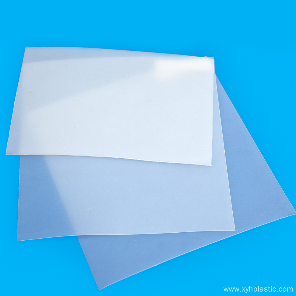 Coated Transfer Heat Resistant PTFE Sheet