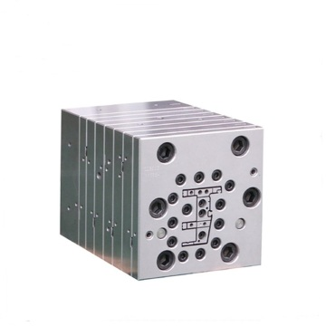 PVC Profile Mold Plastic Extrusion Mold