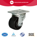 3 Inch 280Kg Plate Swivel PA Machine Caster