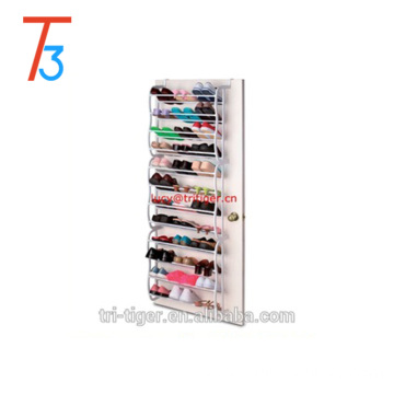 36 pair Over Door Hanging Shoe Rack Closet Organizer