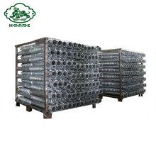 Hot Dip Galvanized Helical Screw Pile For Park