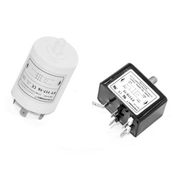 EMI Power Line Filters for Coffee Machine
