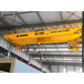Electrical Light Duty Single Girder Suspension Bridge Crane