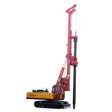 Dingli manufactures high quality spiral drilling rig